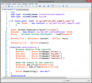 WPF Sample 001